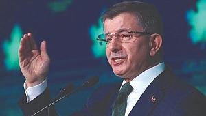 Ahmet Davutoğlu'ndan AK Parti'ye çok sert gönderme