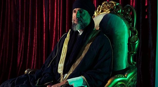 Kaddafi'nin oğlu Seyfülislam Kaddafi on yıl sonra ortaya çıktı