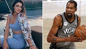 Milli voleybolcu Zehra Güneş basketbolcu Kevin Durant'ın radarında