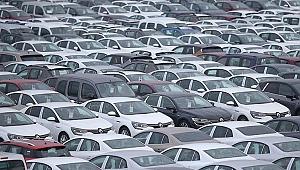 Otomobil satışlarında sert düşüş