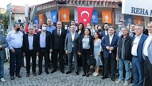 AK Partili Ali Aslan'dan İYİ Parti'ye FETÖ suçlaması
