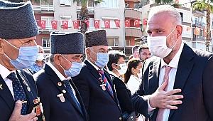 Başkan Vekili Pehlivan'dan Gaziler Günü mesajı