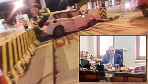Otoyol gişesinde feci kaza: İzmir Hakimi olay yerinde can verdi