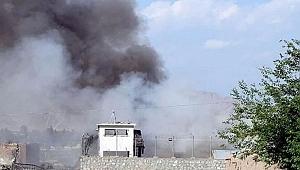 Afganistan'da camiye bombalı saldırı: En az 100 ölü!