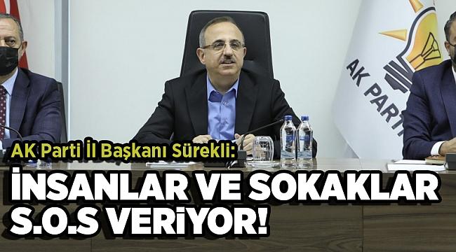 AK Partili Sürekli: İzmir'in tahammülü kalmadı
