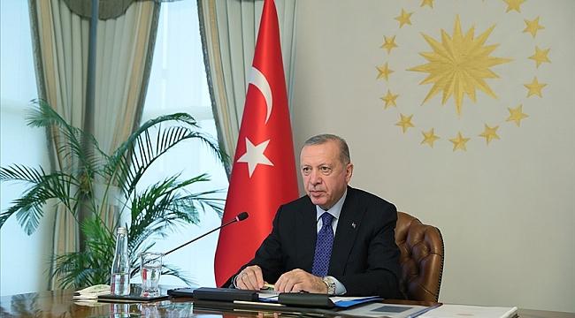 Cumhurbaşkanı Erdoğan: Uluslararası toplumun Afgan halkına sırtını dönme lüksü yoktur