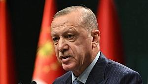 Erdoğan: Benim kitabımda geri adım atmak yok