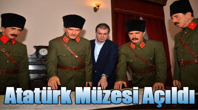 İzmir Atatürk Müzesi açıldı - KÜLTÜR-SANAT - gazetem İzmir