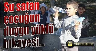 Su satan çocuğun duygu yüklü hikayesi...
